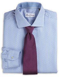 Robert Graham® Levy Houndstooth Dress Shirt