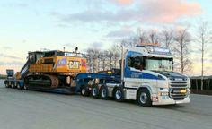 Scania T 720 V8