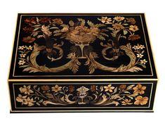 Treasure Box series #1 - by Patricelejeune @ LumberJocks.com ~ woodworking community