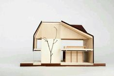 Look at the web above press the tab for extra info - la architecture Wood Architecture, Architecture Drawings, Concept Architecture, School Architecture, Architectural Section, Architectural Models, Landscape Model, Arch Model, Plans
