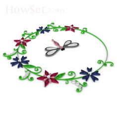 Most awesome quilling tutorial!!!  Fantastic!!