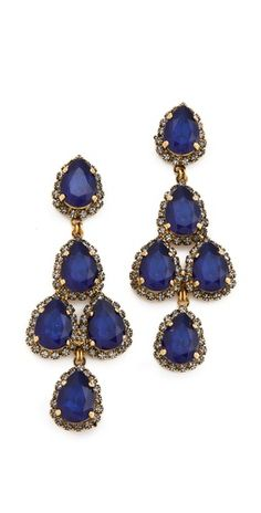 Erickson Beamon Duchess Earrings