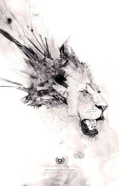 Wild and liony