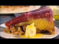 Fast Ed: Rhubarb upside-down cake, Ep 18 (05.06.15)