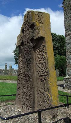 Aberlemno Pictish stone (Scotland)