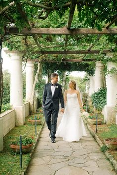 Margarita & Vladimir #capriweddingvenues  #weddingvillacapri