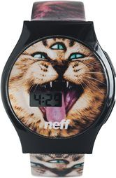 NEFF SLIM WATCH | Swell.com