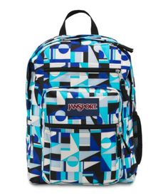 Backpack I want for school.