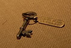 A master key to the Titanic's first class suites