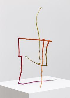 Evan Holloway, A Bent Flame, 2014