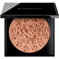 Givenchy Limited Edition Healthy Glow Face & Body Bronzing Powder ($65) ❤ liked on Polyvore featuring beauty products, makeup, cheek makeup, cheek bronzer and givenchy