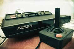 """I see an Atari and I feel nothing but excitement... Although I don't have it anymore, seeing this reminds me of how I looked up at my dad with my """"Can I get this?"""" face."""