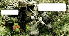 LETS PLAY A GAME: What are they talking about? The best response will get posted. #airsoft #game