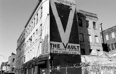 The Vault in the meat packing district was the keeper of all things fur - like muffs, coats etc before it was chic to throw red paint on them. Photo by  Gregoire Alessandrini