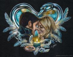 Captain Swan by Svenja Gosen