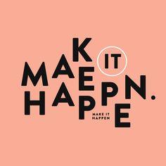 make it happen / breanna rose.
