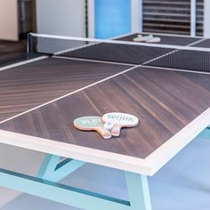 Riff Ping Pong Table by OFS