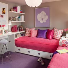 I love the little couch and desk area !!!plus I like that it has a little storage and book shelf!!!!