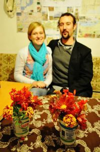 Giving Thanks, first thanksgiving in Peace Corps | The Art of Loving