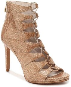 d4349459af3 Kenneth Cole New York Women s Barlow Bootie - Rose Gold Metallic