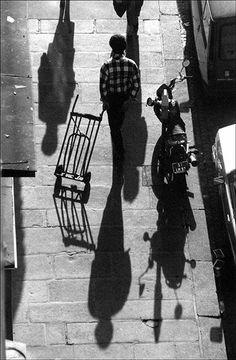 Paris10è, rue du Faubourg Saint-Denis.  Photo Serge Sautereau