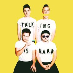 Walk The Moon Talking Is Hard on LP + Download Cincinnati dance-rock band Walk The Moon is poised to release their highly anticipated sophomore album Talking Is Hard on RCA Records. The album, which w