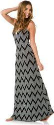 VERONICA M MANHATTAN ZIG ZAG MAXI DRESS > Womens > Clothing > Dresses | Swell.com