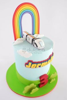 Junior Express, Toy Chest, Cake Decorating, Balloons, Birthday Cake, Sweet Ideas, Cami, Party, Desserts