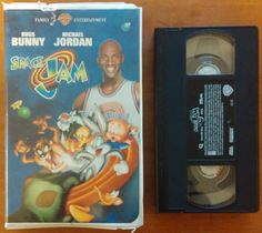 Space Jam  (W.B. 1996 VHS)