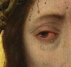 Renaissance Kunst, Renaissance Paintings, Lila Baby, Images Vintage, Art Hoe, Classical Art, Aesthetic Art, Crying Aesthetic, Dark Art