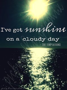 My Girl The Temptations lyrics Print by PictureThisGraphix on Etsy, $3.00 #sunshine #mygirl #thetemptations #music #lyrics #quotes #quote #happiness
