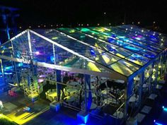 Transparent Tent with PVC | Wedding Tent | Gathering Tent | Business Tent | Event Tent | Luxury Light