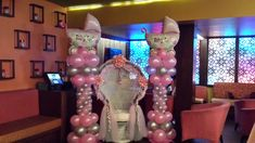 Image of: Baby Shower Chair Ideas