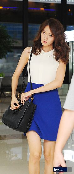 #snsd, Yoona @ Gimpo Airport (July, 23rd) Press Pictures