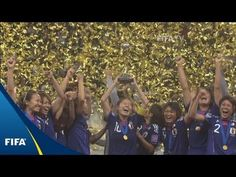 Japan's victory over the USA in the 2011 FIFA Women's World Cup final.