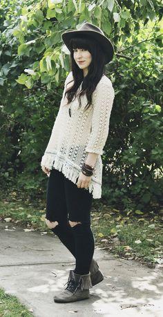 #fall fashion on thefoxandfern.com