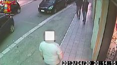 Worlds fastest robbery attempt