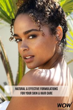 How to grow natural hair fast and healthy? Hair is very important for our looks and self-image. Act today and regrow your new stronger hair with us! Beautiful Dark Skinned Women, Beautiful Black Women, Natural Hair Tips, Natural Hair Styles, Ebony Beauty, Looks Style, Woman Face, Pretty Face, Hair Hacks