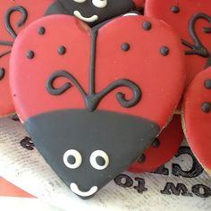 Luv Bug Dog Cookie