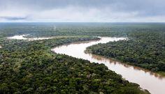 El imponente Amazonas en todo su esplendor (Foto: Rodrigo Rodrich)