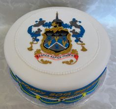 Bootle fc cake