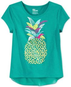Epic Threads Girls' Graphic Tee