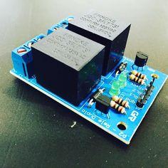 Módulo Relé de 2 Canais. Ta rolando uma promoção na nossa fanpage do facebook. Corre que ainda da tempo de participar!!!#arduino #arduinouno #arduinomega #brick #bricks #geek #geeks #maker #makers #robotica #fatec #ifsp #gbkrobotics #electronics #tecnologia #futuro #engenharia #mecatronica #senai #etec #tcc #raspberrypi #raspberrypi2 #iot by gbkrobotics
