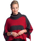 LM0282 Knit Roll Neck Topper