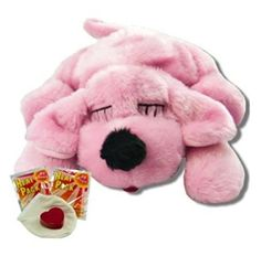 Pink Girl Snuggle Pup Heat Sleeper- Beds, Blankets & Furniture - Thermo Heated Beds Posh Puppy Boutique
