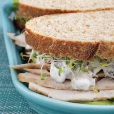 This turkey sandwich is quick and easy and great to make with your leftover turkey #EmerilsHoliday
