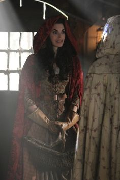Child Of The Moon - Power Struggle - Red riding hood - Once Upon a Time - ABC.co