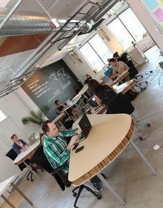 Coworking Space - HUB Ottawa, Ottawa, Canada