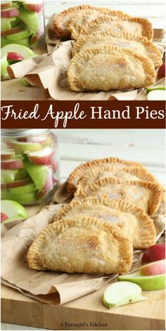 Old-Fashioned Fried Apple Hand Pies with homemade pie crust or store-bought pie crust. Old-Fashioned Fried Apple Hand Pies with homemade pie crust or store-bought pie crust. Homemade Pie Crusts, Homemade Apple Pies, Apple Pie Recipes, Recipes For Apples, Fall Recipes, Apple Hand Pies, Gala Apples Recipe, Apple Pie Crust, Hand Pie Crust Recipe