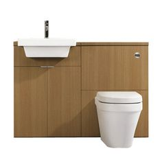 Myplan Furniture Set For Polymarble Basin - Wenge